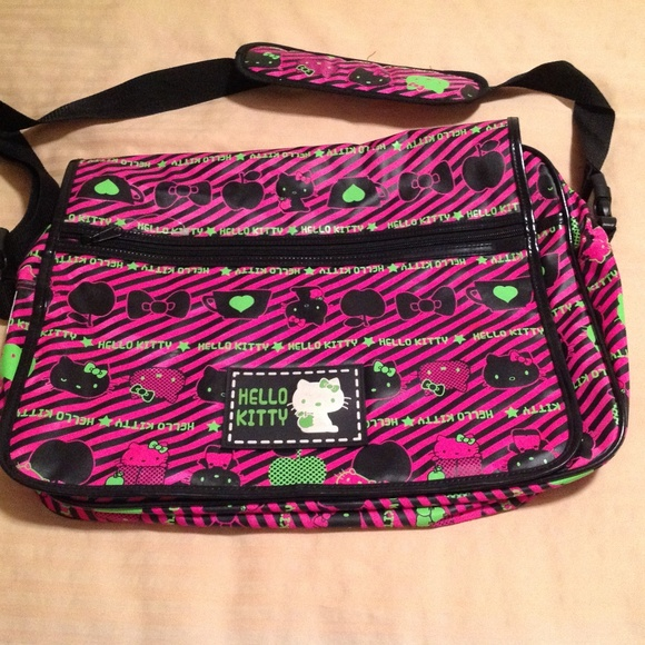 cb1bb585d Hello Kitty Bags | Laptop Bag In Euc | Poshmark